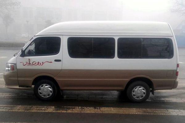 福田风景 2014款 2.0l快运标准型短轴版高顶486eqv4