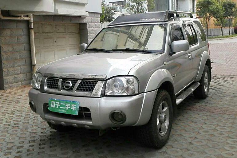 日产帕拉丁 2007款 2.4l xe 两驱标准型
