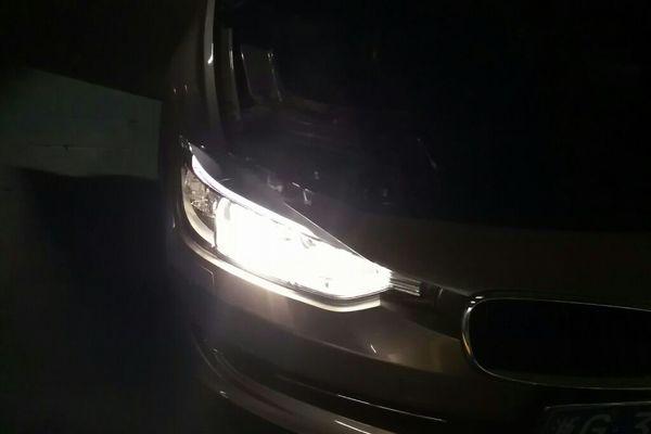 宝马3系 2013款 320li 时尚型