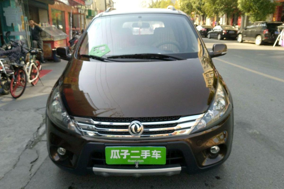 东风风行景逸x5 2013款 1.6l 手动豪华型