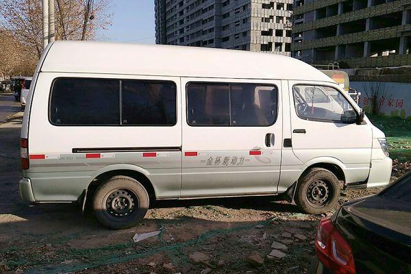 金杯海狮 2011款 2011款2.5柴油高顶货运版