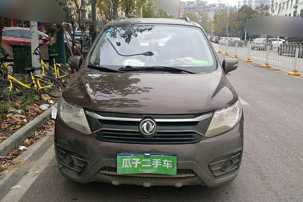 东风风行景逸x3 2016款 1.5l 豪华型