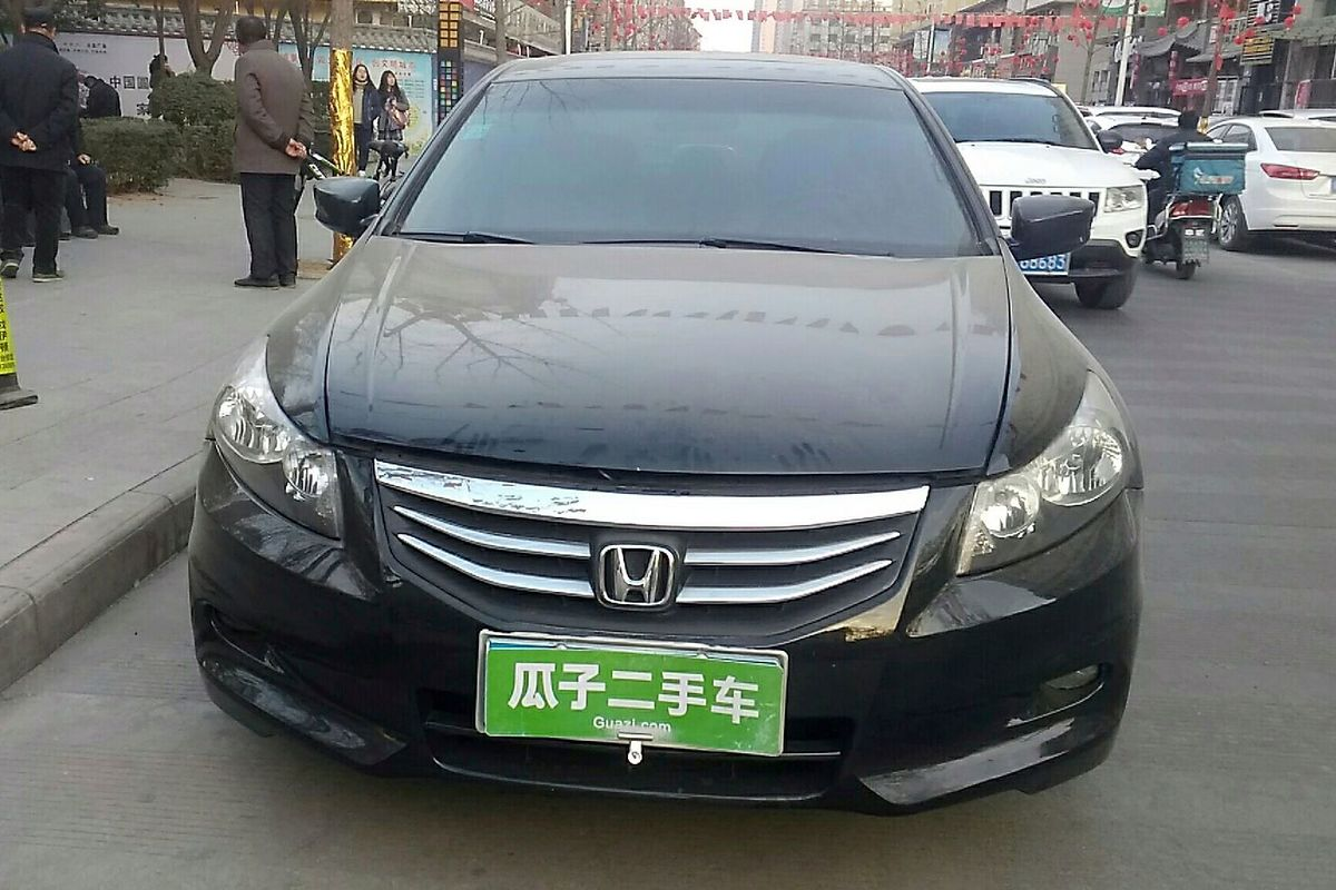 本田雅阁 2012款 2.0l ex navi