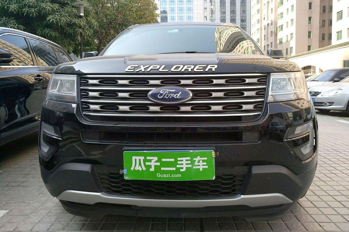 【深圳】福特探险者 2016款 2.3t 风尚版(进口)_瓜子