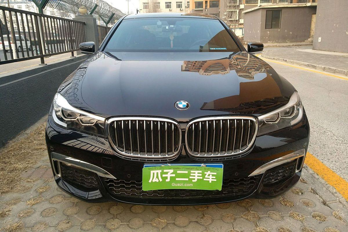 宝马7系 2018款 730li 领先型 m运动套装(进口)