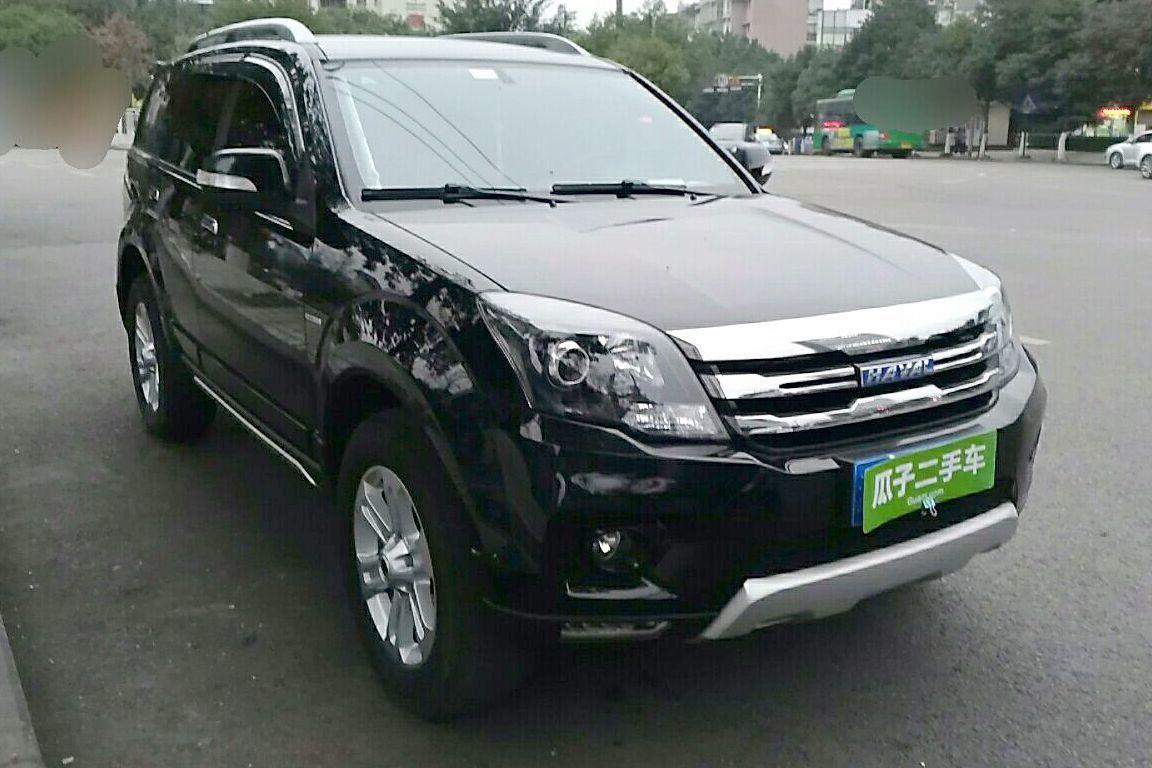 重庆二手车 二手长城 二手h5 长城h5 2012款 2.