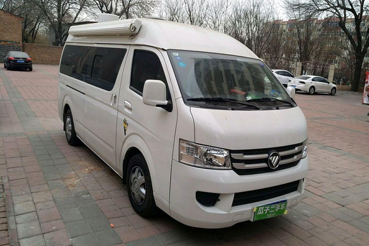 福田风景g7 2017款 2017款2.0lb型房车6座