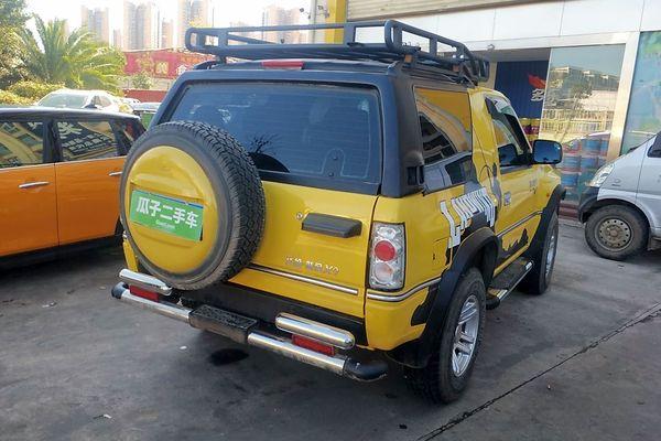 陆风x9 2013款 2.0t 四驱柴油版