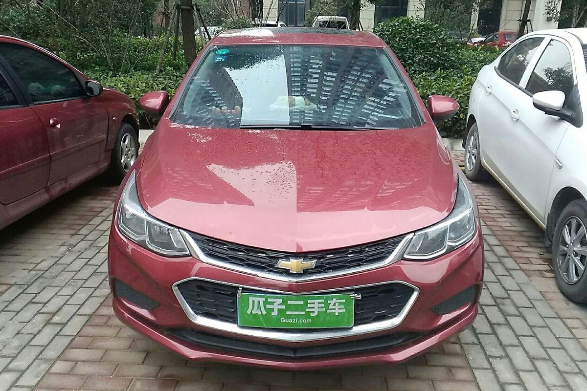 【武汉】雪佛兰科鲁兹 2018款 320 自动先锋天窗版_车