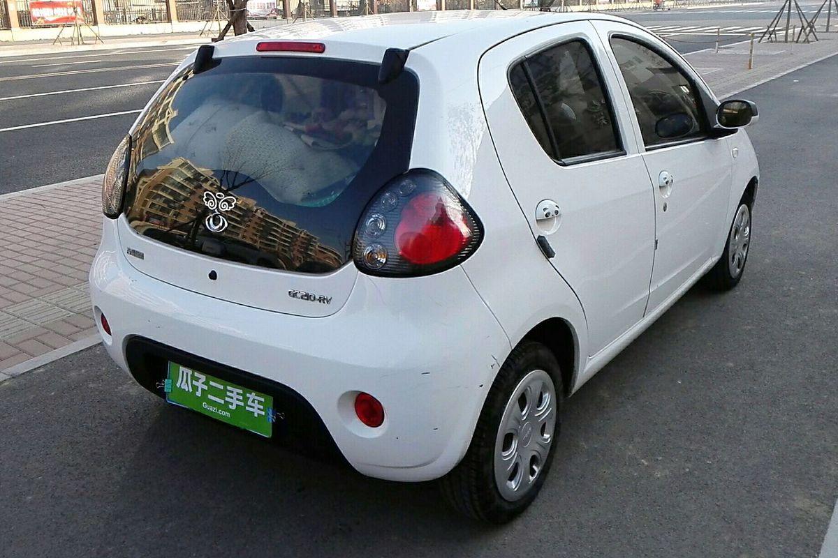 吉利熊猫 2013款 1.0l 手动进取型