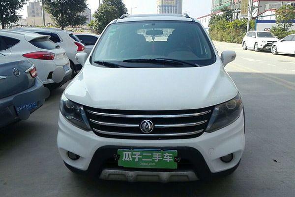 东风风行景逸x5 2013款 1.6l 手动尊贵型