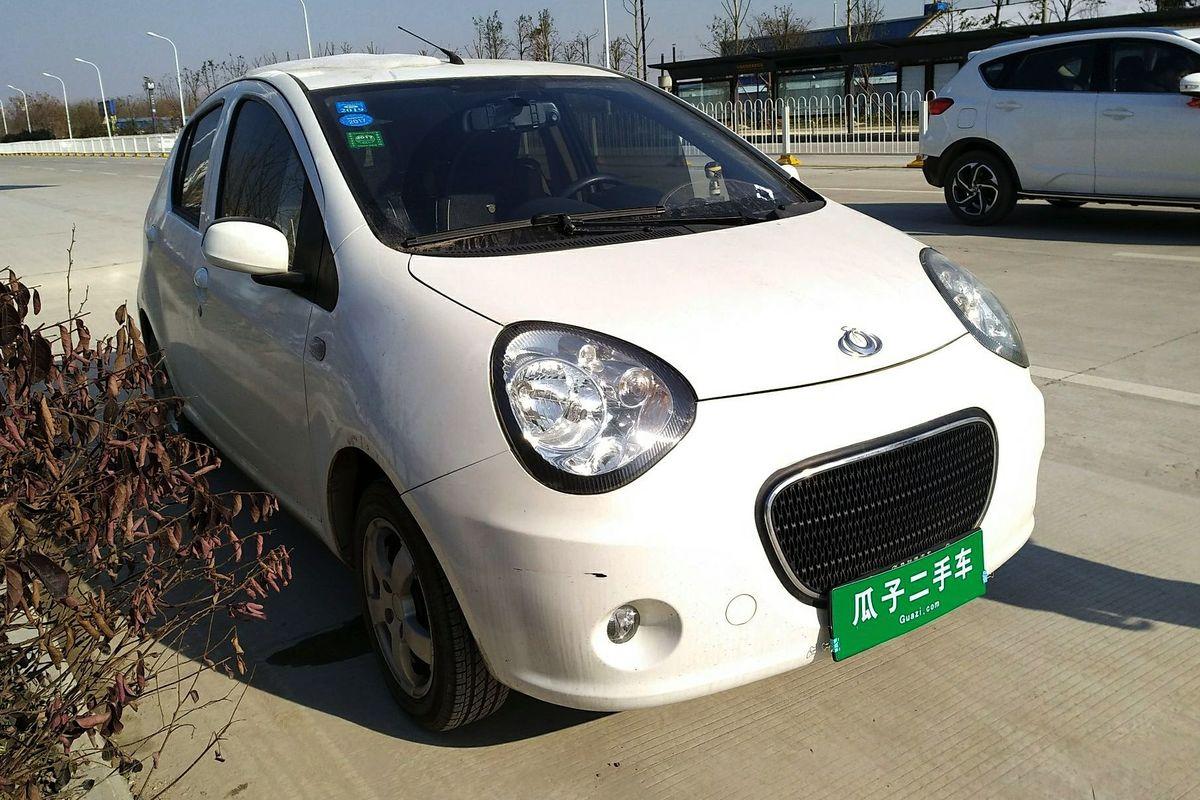 吉利熊猫 2011款 1.3l 自动尊贵型