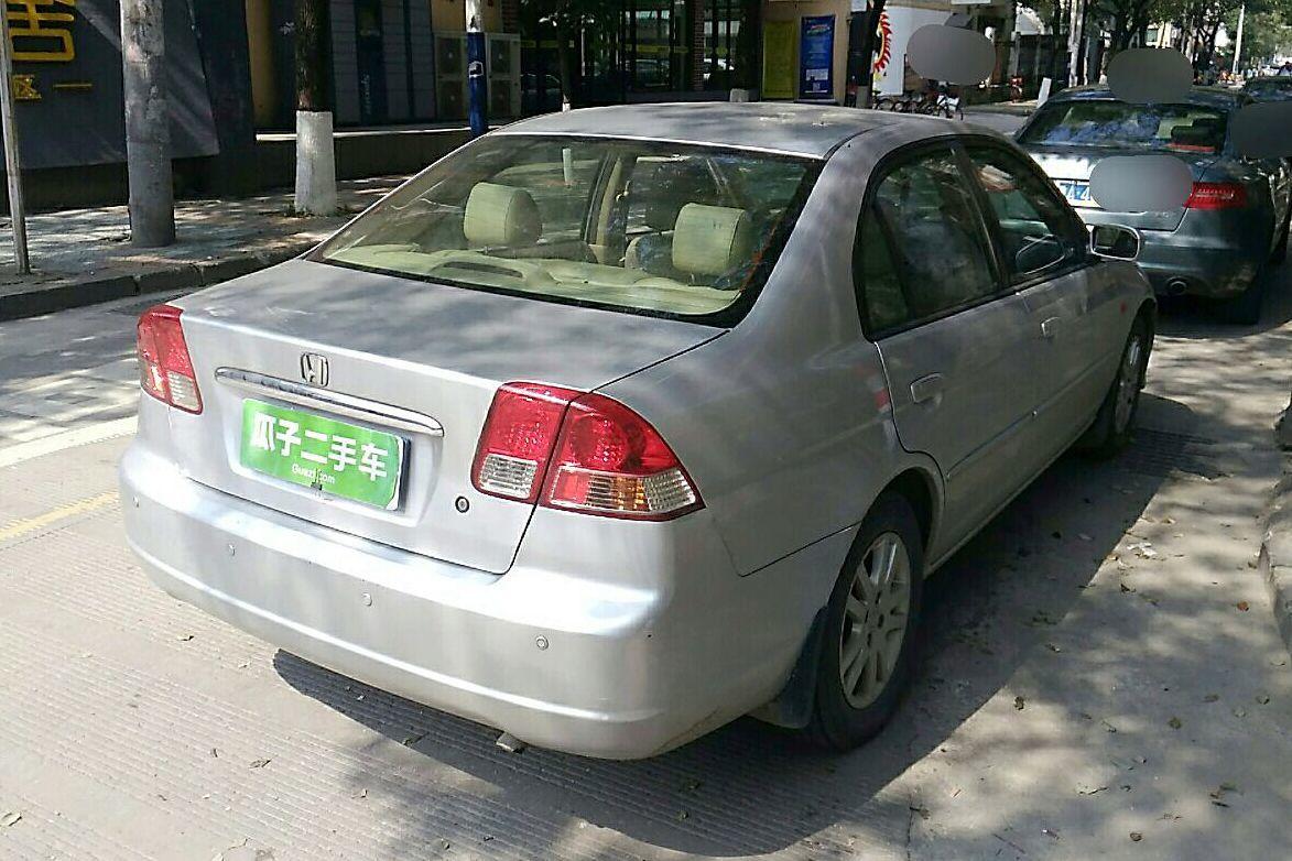 【温州】本田思域 2004款 1.6_瓜子二手车直卖网