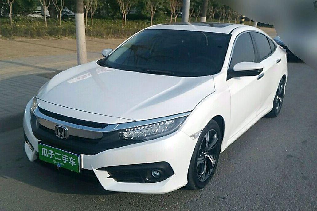 【徐州】本田思域 2016款 220turbo cvt尊贵版_瓜子车