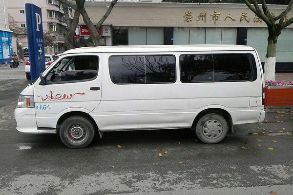 福田风景 2014款 2.0l快运经典型短轴版低顶491eq4a