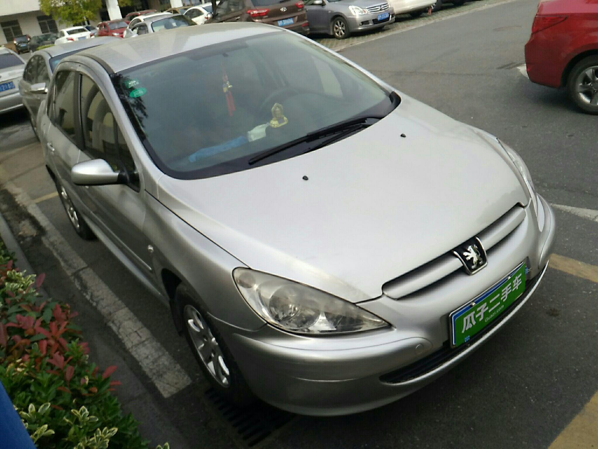 标致307 2006款 2.0l 自动 轿车 驾御版 (国Ⅳ)