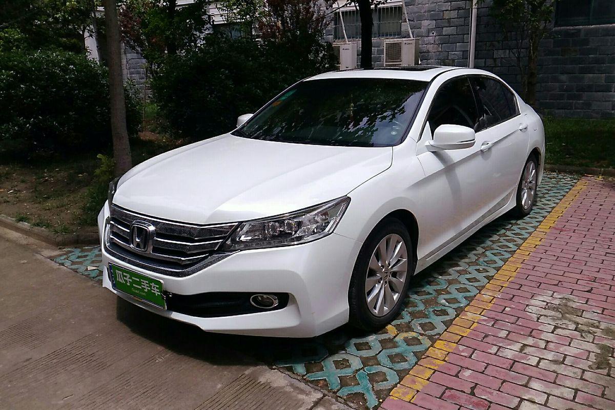 本田雅阁 2014款 2.4l ex 豪华版