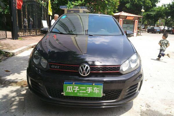 【】大众高尔夫 2012款 2.0tsi gti_瓜子二手车直卖网