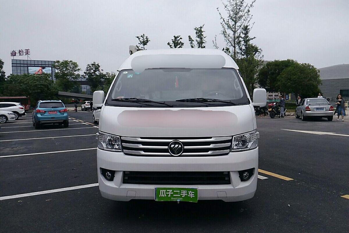 福田风景g9 2017款 2.4l汽油商运版长轴13座4g69