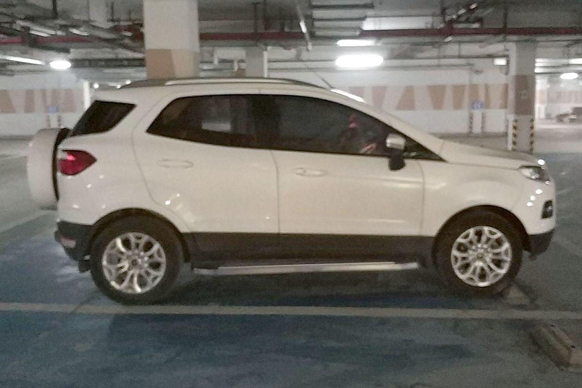 福特翼搏 2013款 1.5l 手动尊贵型