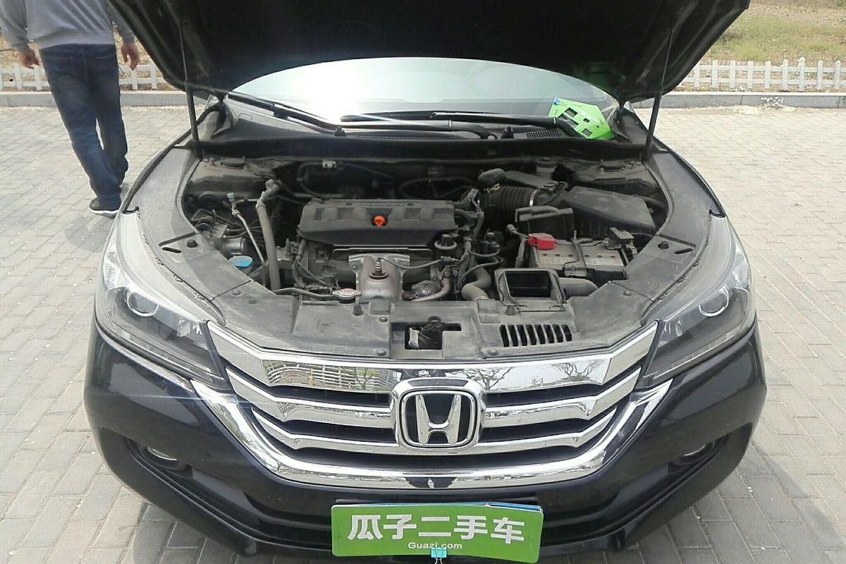 本田雅阁 2014款 2.0l ex 豪华版
