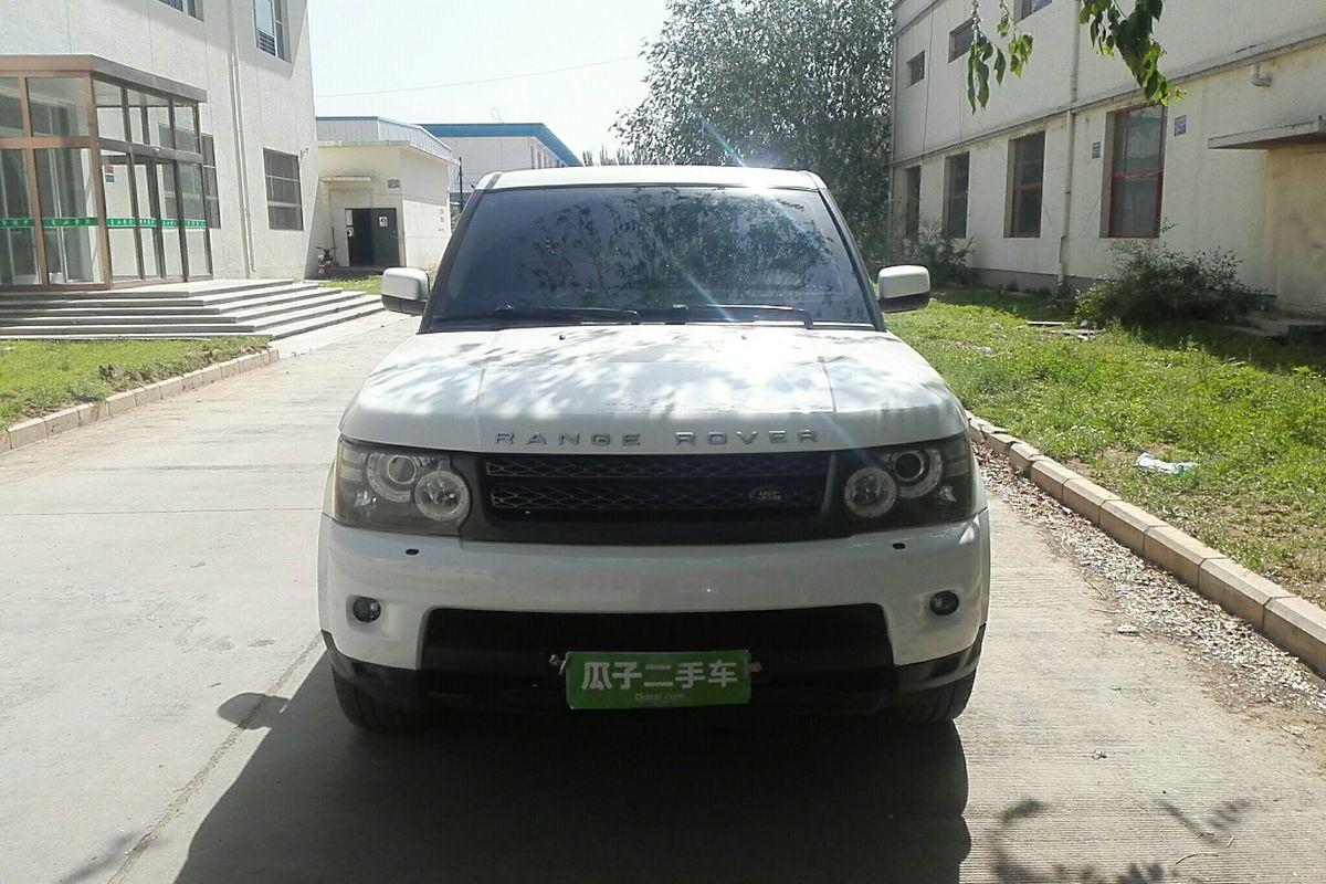 路虎揽胜运动版 2010款 3.0 tdv6 hse 柴油版(进口)