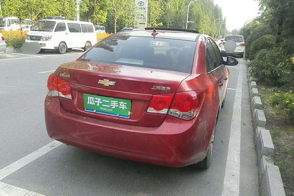 【徐州】雪佛兰科鲁兹 2009款 1.6l se at_瓜子二手车