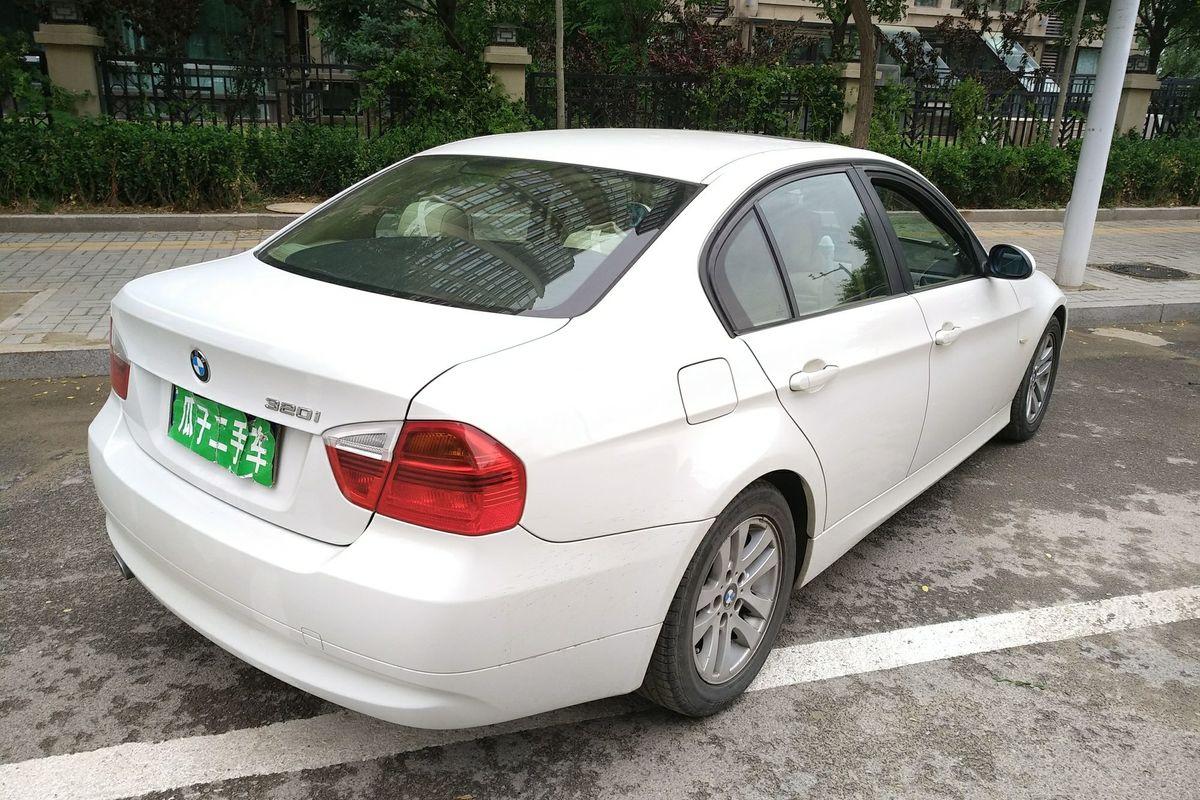 【】宝马3系 2006款 320i典雅型(进口)_瓜子二手车直