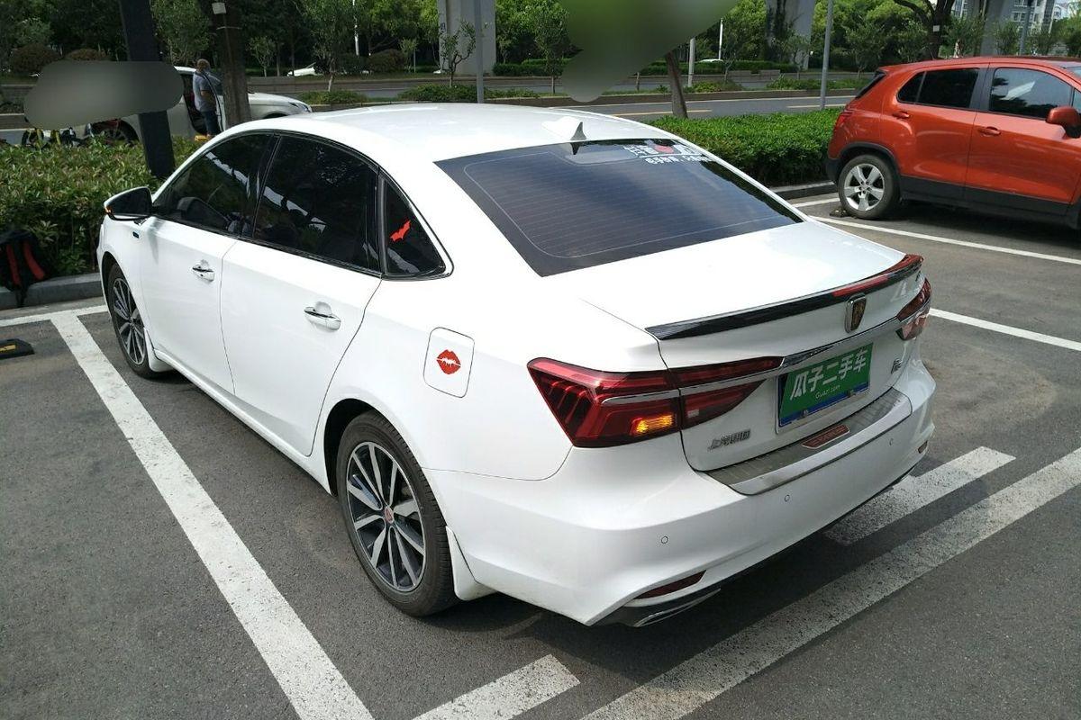 荣威i62018款20t自动互联网智享版奔驰c级刹车片更换周期图片
