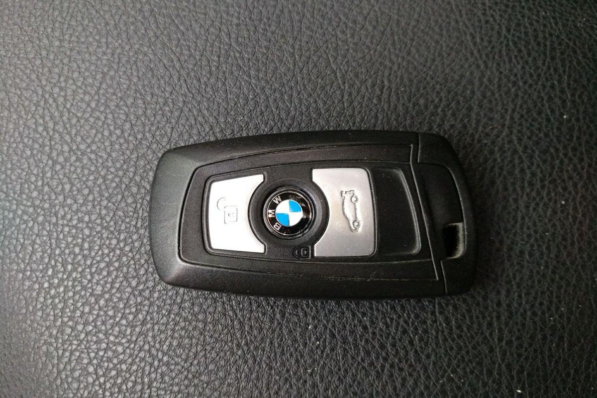 宝马1系 2013款 改款 118i 领先型(进口)