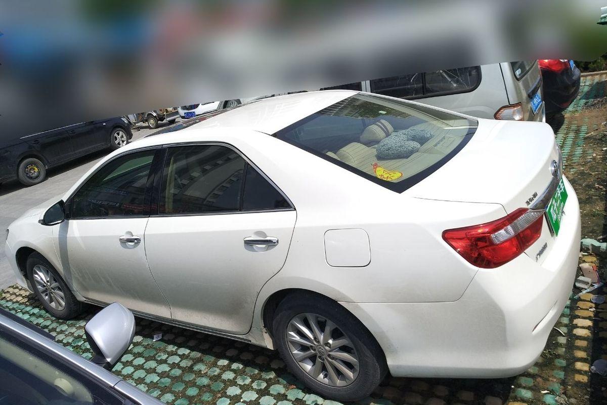 丰田凯美瑞 2012款 2.5g 豪华版