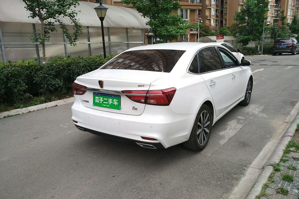 荣威i62018款20t自动旗舰版兰德酷路泽2019款图片图片