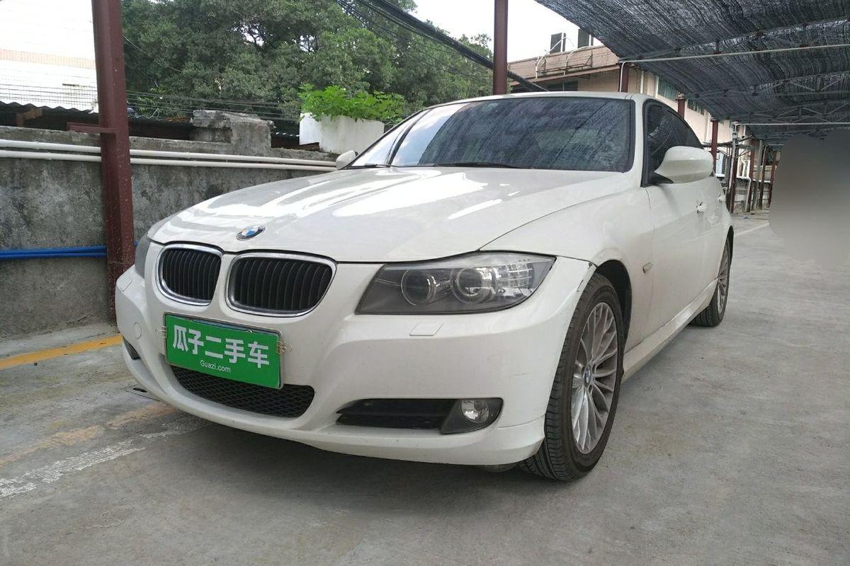 宝马3系 2012款 318i领先型(进口)