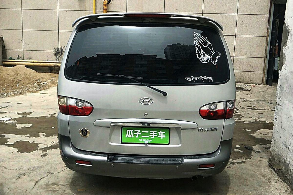 江淮 瑞风 2008款 2.0l穿梭 汽油 简配前后空调型