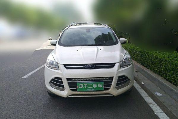 福特 翼虎 2015款 2.0l gtdi 四驱精英型