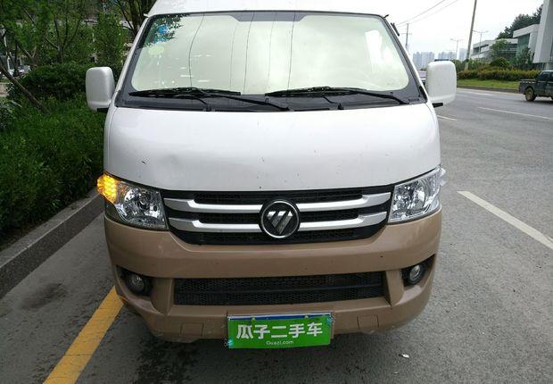 福田风景g7 2016款 2.8t 手动 商旅版长轴高顶 (国Ⅳ)