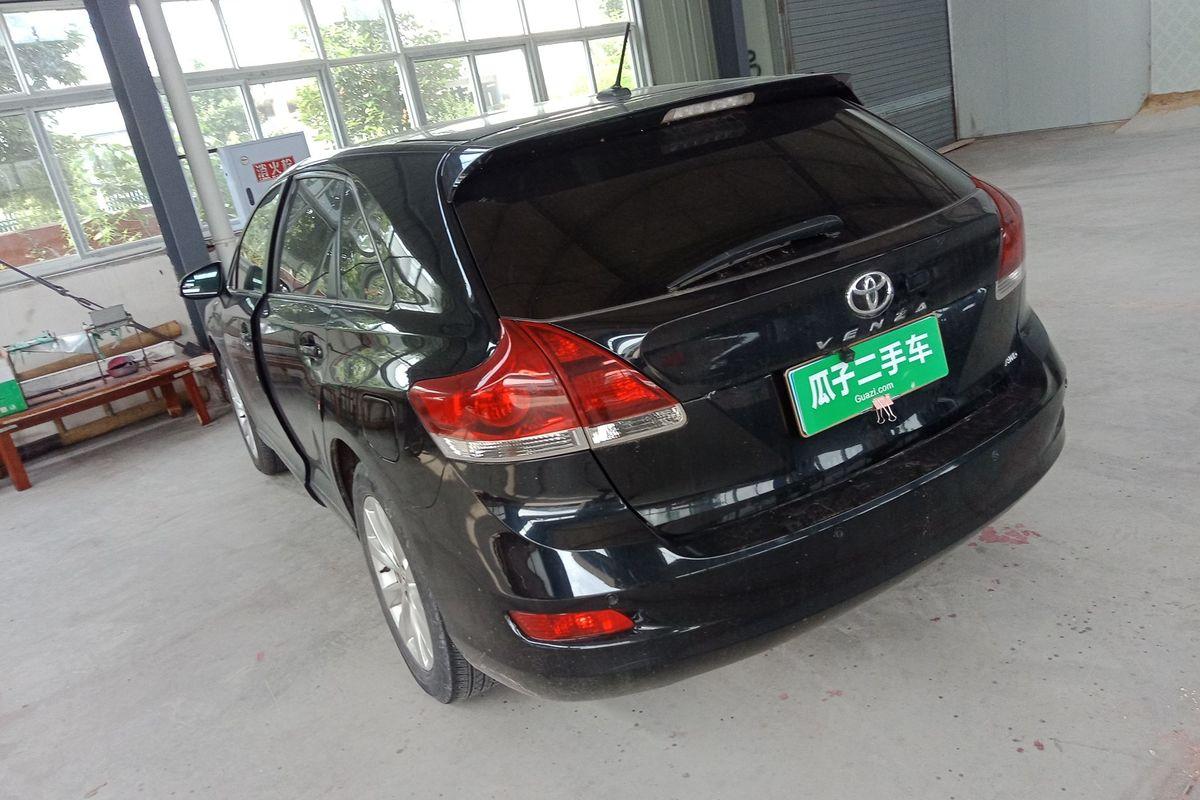 丰田 威飒 2013款 2.7l 四驱豪华版(进口)