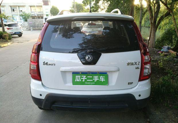 东风景逸x5 2015款 1.6l 手动 前驱 豪华型 (国Ⅳ)