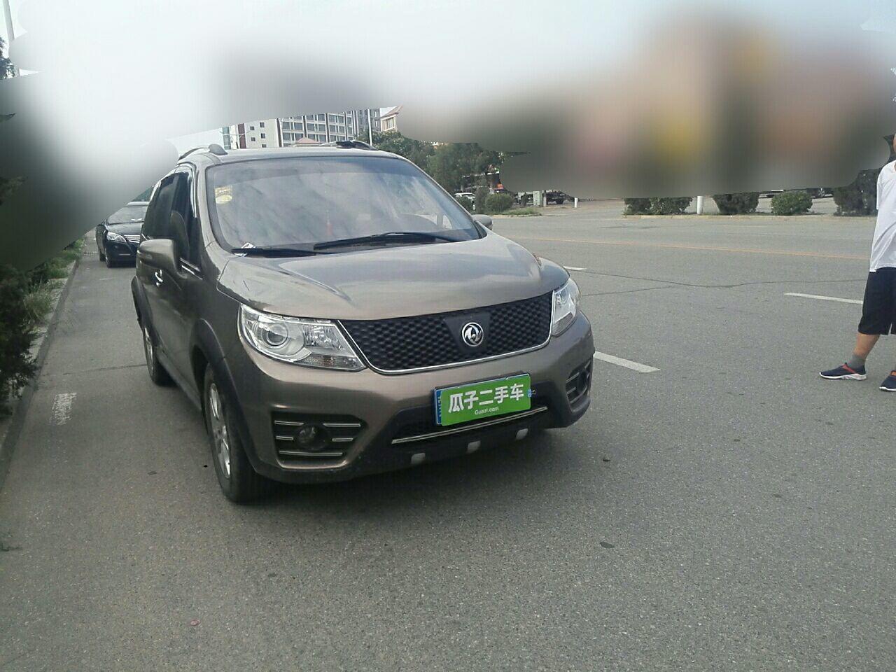 东风景逸x3 2014款 1.5l 手动 前驱 豪华型 (国Ⅳ)