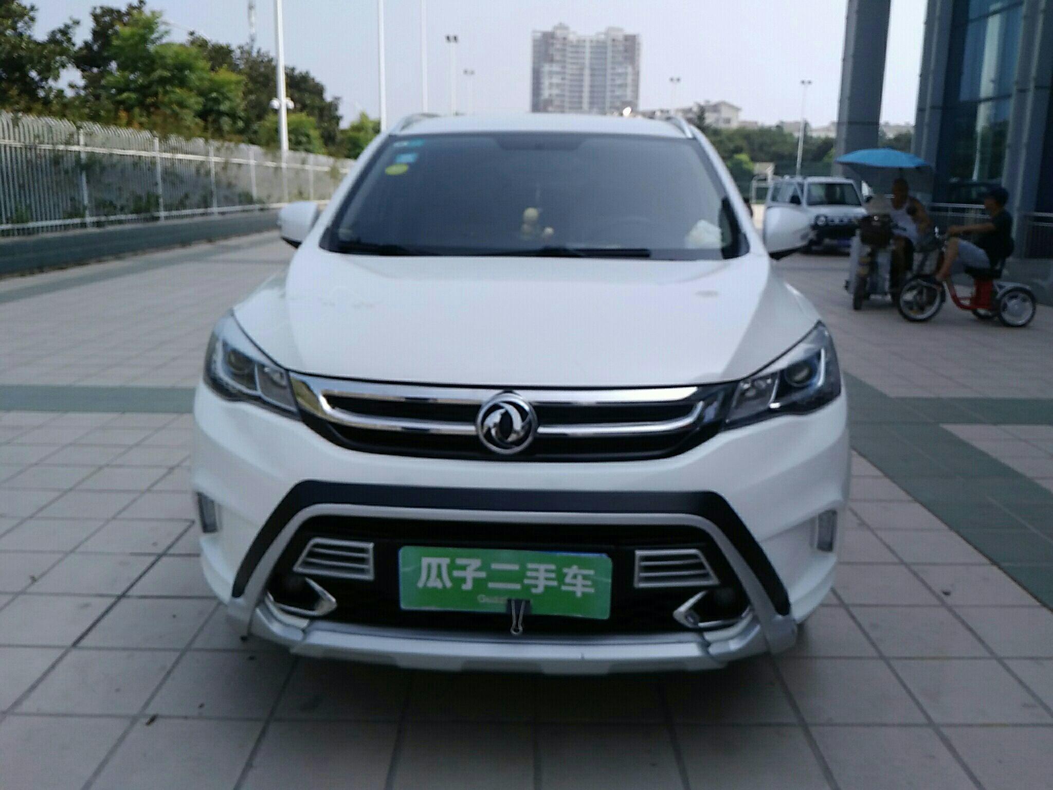 菁英手动ax52017款1.4t灯光趣尚型(国Ⅴ)撼路者东风风神图片