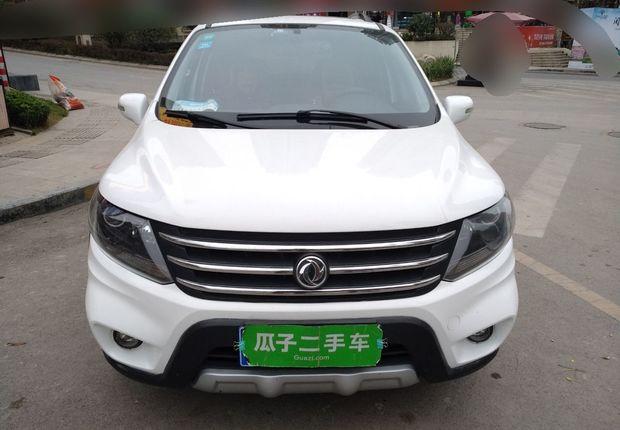 东风景逸x5 2015款 1.6l 手动 前驱 尊享型 (国Ⅳ)