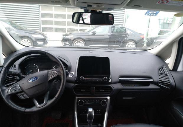 福特翼搏 2018款 2.0l 自动 四驱 尊翼型 (国Ⅴ)