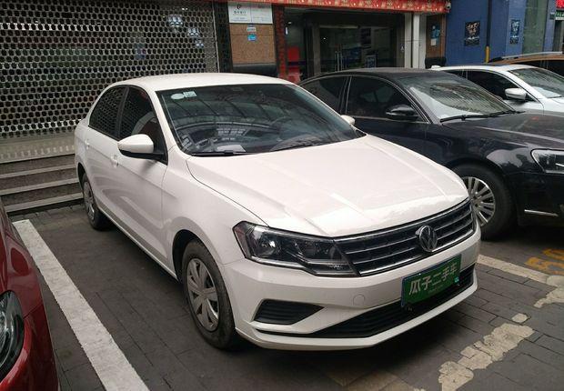 大众捷达 2017款 1.5l 手动 汽油 时尚型 (国Ⅴ)