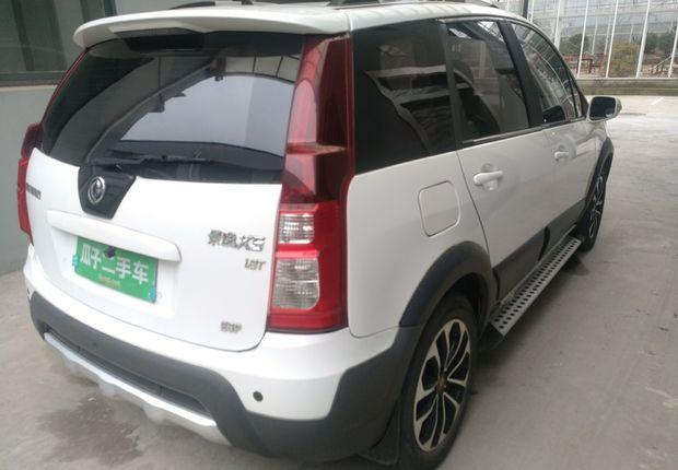东风景逸x5 2013款 1.8t 手动 前驱 尊享型 (国Ⅳ)
