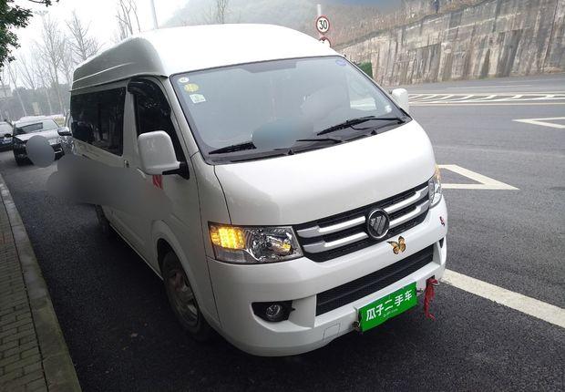 福田风景g7 2017款 2.0l 手动 商运版长轴高顶 (国Ⅴ)