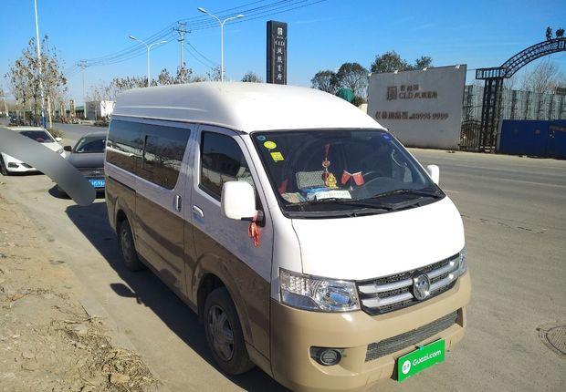 福田风景g7 2017款 2.0l 手动 商运版短轴高顶厢货 (国Ⅴ)