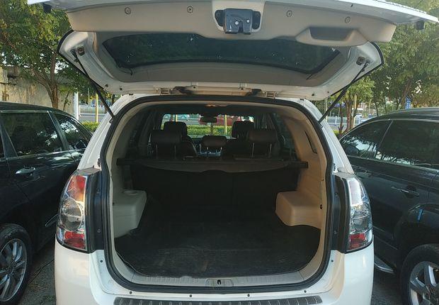 雪佛兰科帕奇 2012款 2.4L 自动 四驱 舒适导航版 (国Ⅳ)