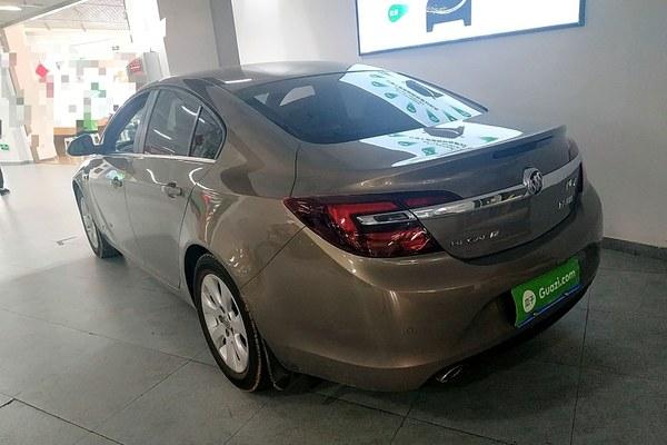 别克 君威 2015款 1.6t 领先技术型 车辆图片图片