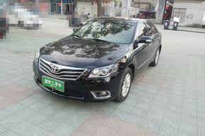 丰田凯美瑞 2013款 200G 经典豪华版