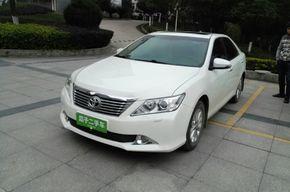 丰田凯美瑞 2012款 2.5G 豪华导航版